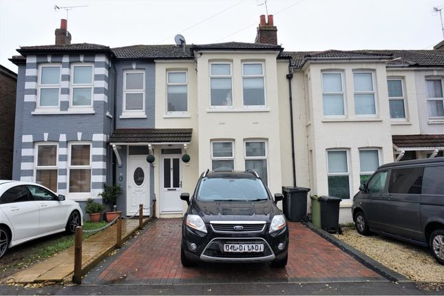Thumbnail Terraced house for sale in Beaconsfield Road, Bexhill-On-Sea