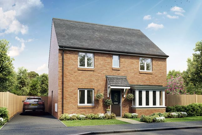 "Thumbnail Detached house for sale in ""The Pembroke"" at Court Road, Brockworth, Gloucester"