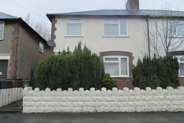 Thumbnail Semi-detached house to rent in Springfield Crescent, West Bromwich