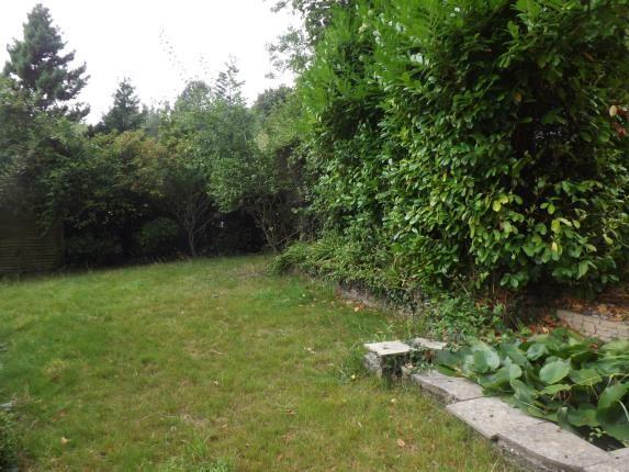 Garden of Bassett, Southampton, Hampshire SO16