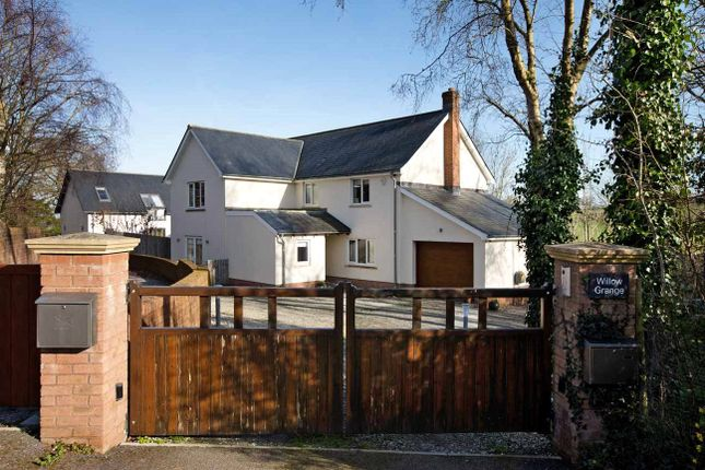 4 bed detached house for sale in Church Lane, Cheriton