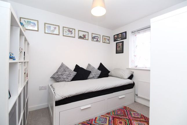 Bedroom Two of Oxford Blue Way, Stewartby MK43