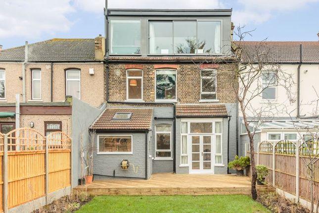 Thumbnail Terraced house for sale in Dunkeld Road, Becontree, Dagenham