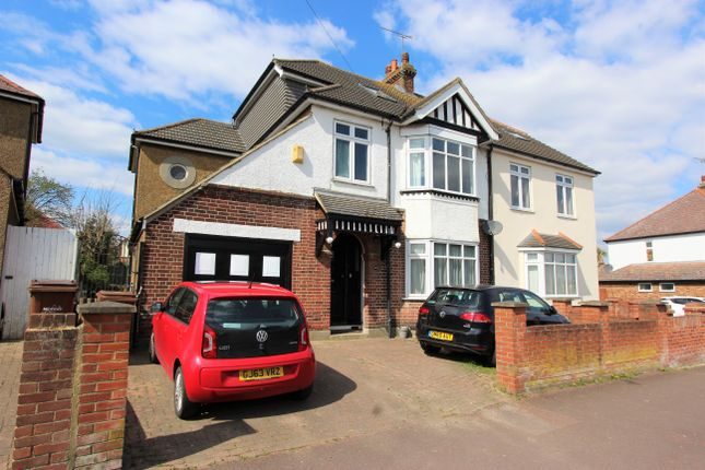 Thumbnail Semi-detached house for sale in Darland Avenue, Gillingham