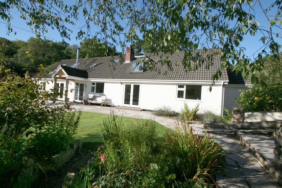 Thumbnail Detached bungalow for sale in Bampton, Tiverton