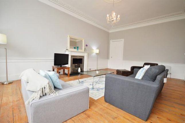 Thumbnail Flat to rent in Dundonald Street, Edinburgh