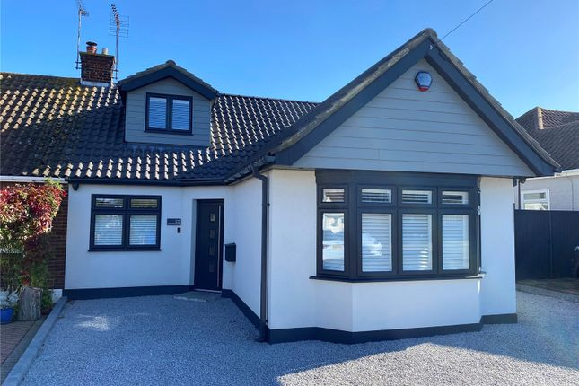 3 bed bungalow for sale in Elmstead Close, Corringham, Stanford-Le-Hope SS17