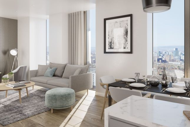 1 bed flat for sale in Michigan Avenue, Salford M50