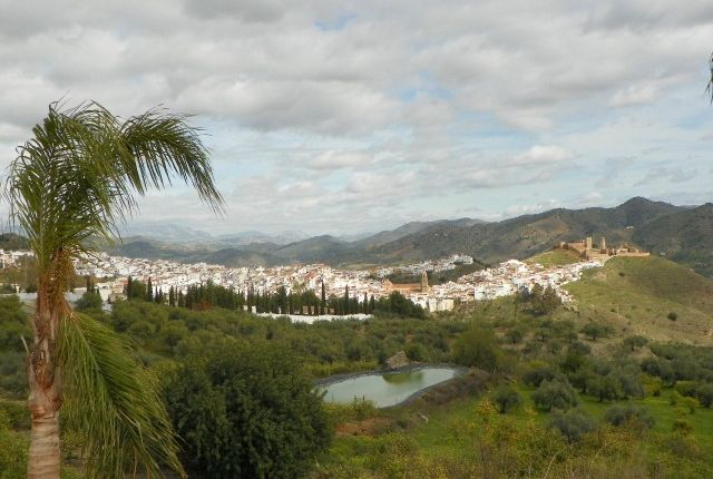 Views of Spain, Málaga, Álora