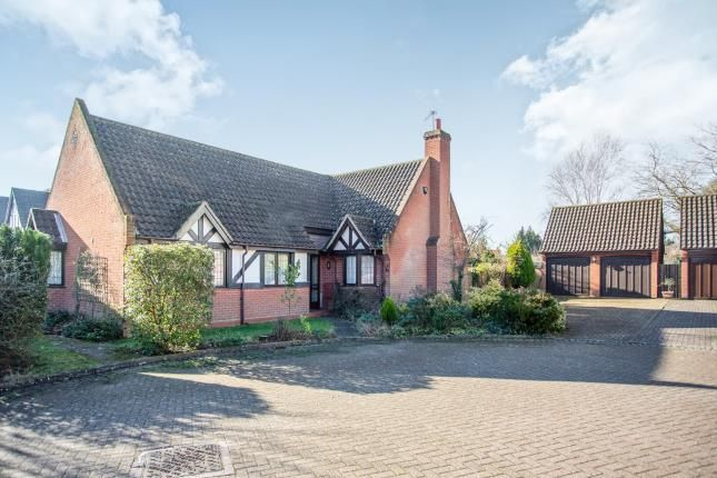 Thumbnail Bungalow for sale in Horning, Norwich, Norfolk