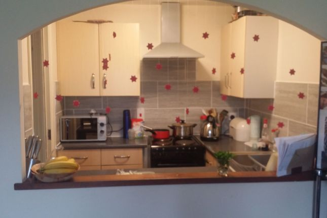 Thumbnail Detached house to rent in Kestrels Croft, Sinfin, Derby