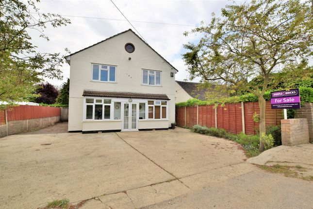 Thumbnail Detached house for sale in Halstead Road, Colchester