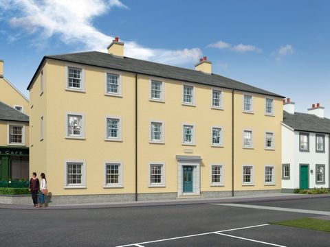 Thumbnail Flat for sale in Dalcross, Inverness IV2, Inverness,