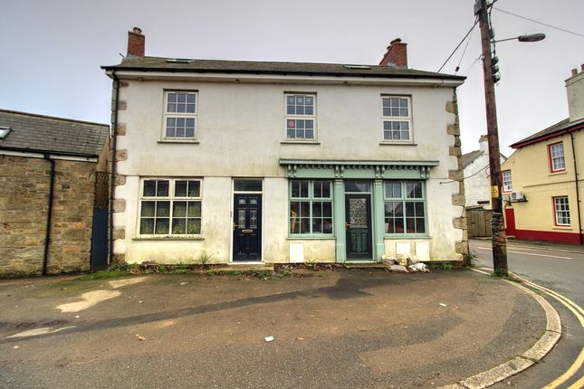 Thumbnail Link-detached house for sale in Leedstown, Hayle