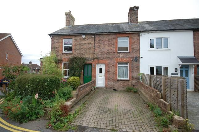 Thumbnail Terraced house for sale in Gordon Road, Buxted, Uckfield, East Sussex