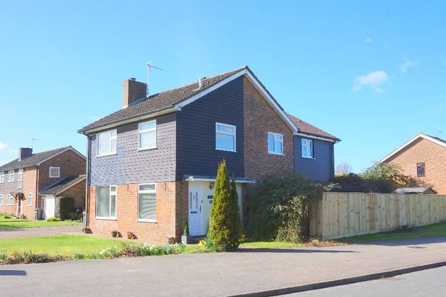 Thumbnail Detached house for sale in Thorney Road, Capel St Mary