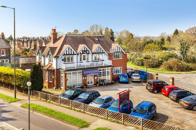 Thumbnail Detached house for sale in Brighton Road, Horley, Surrey