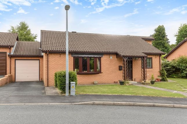 Thumbnail Detached bungalow for sale in Daffodil Wood, Builth Wells