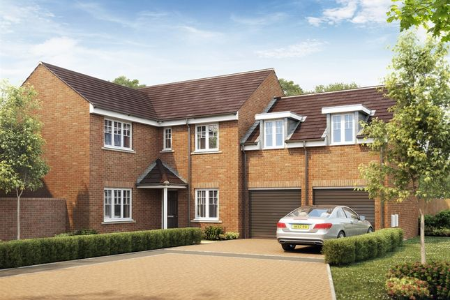 "Thumbnail Detached house for sale in ""The Oxford"" at The Mile, Pocklington, York"