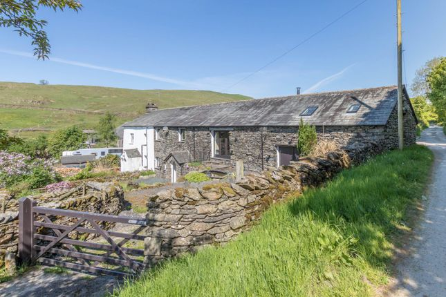 Thumbnail Barn conversion for sale in Park End, Hall Lane, Staveley
