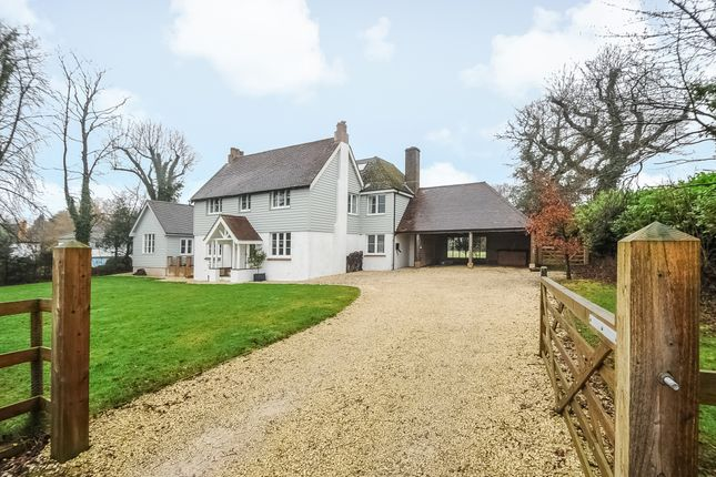 Thumbnail Detached house to rent in Wellhouse Lane, Burgess Hill