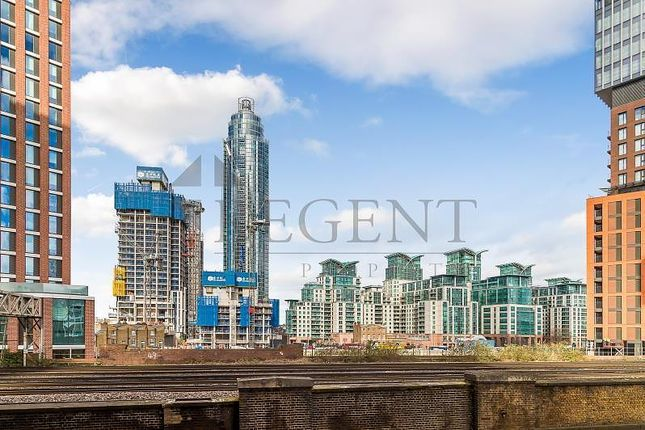 Thumbnail Flat for sale in Exchange Gardens, London