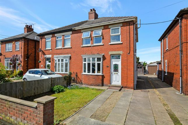3 bed semi-detached house for sale in Roxby Road, Winterton, Scunthorpe DN15