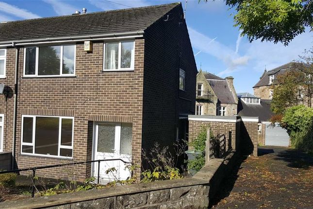 Thumbnail Semi-detached house to rent in Chesterfield Road, Matlock