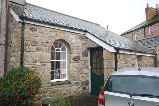 Thumbnail Semi-detached house for sale in South Place Folly, Penzance