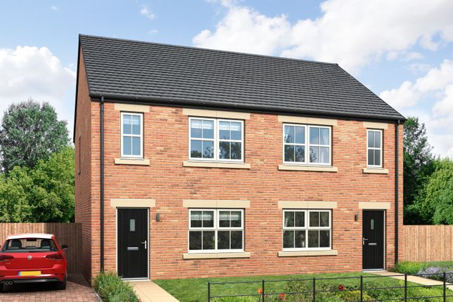 3 bed terraced house for sale in Peter's Mill, Alnwick NE66