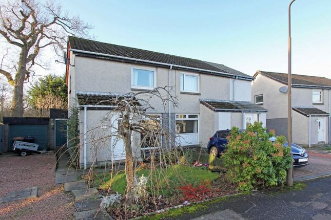 Thumbnail Semi-detached house for sale in Spottiswoode Gardens, Mid Calder, Livingston