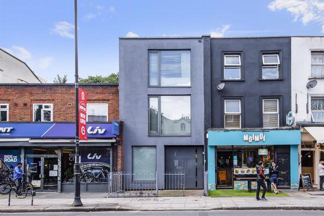 Thumbnail Flat to rent in Kentish Town Road, London