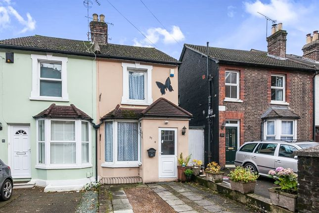 Thumbnail Semi-detached house for sale in Garlands Road, Redhill