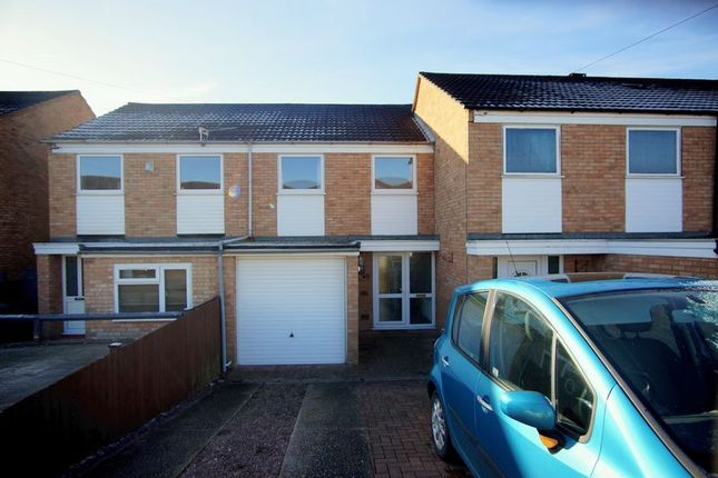Thumbnail Terraced house to rent in Fieldcourt Gardens, Quedgeley, Gloucester