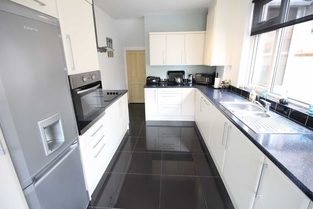 Thumbnail Terraced house for sale in Abbotts Walk, Fleetwood