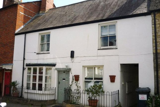 Thumbnail Cottage to rent in High Street, Brackley