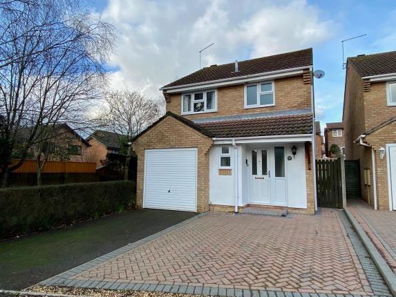 Front of Twyford Way, Canford Heath, Poole BH17