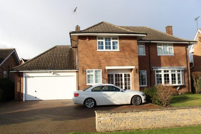 Thumbnail Detached house for sale in Chatsworth Drive, Mansfield