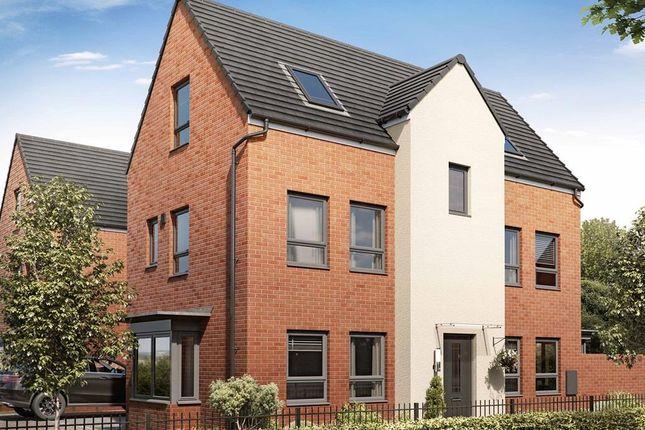 "Thumbnail Detached house for sale in ""Hesketh Contemporary"" at Carters Lane, Kiln Farm, Milton Keynes"