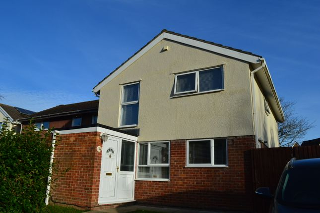 Thumbnail Detached house for sale in Eagleswell Road, Llantwit Major