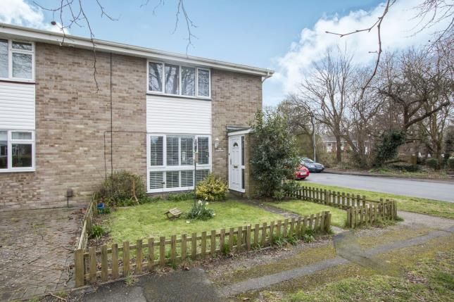 Thumbnail End terrace house for sale in Burton, Christchurch, Dorset