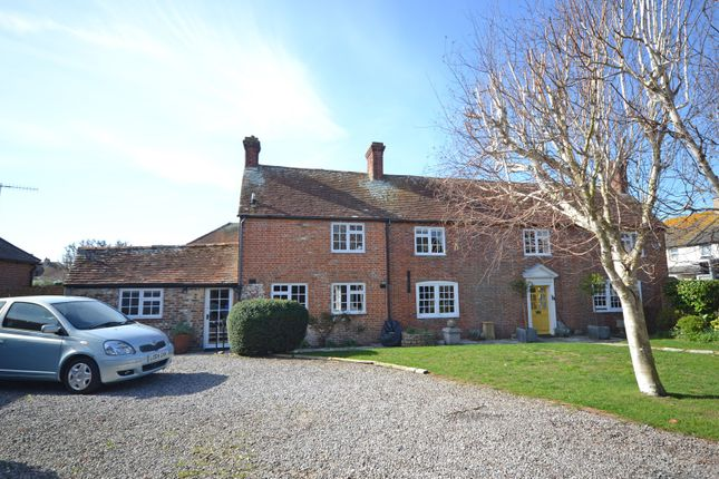 Thumbnail Detached house for sale in High Street, Selsey
