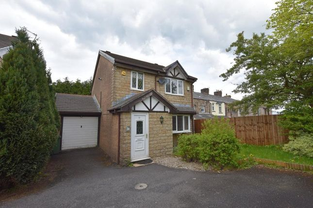 3 bed detached house for sale in Wellfield, Clayton-Le-Moors BB5