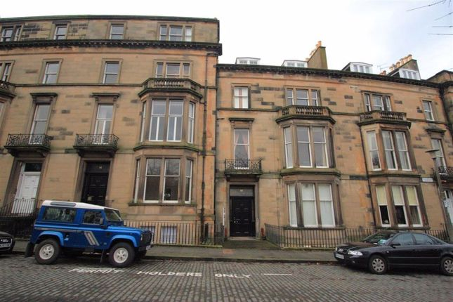 Thumbnail Flat to rent in Buckingham Terrace, Edinburgh