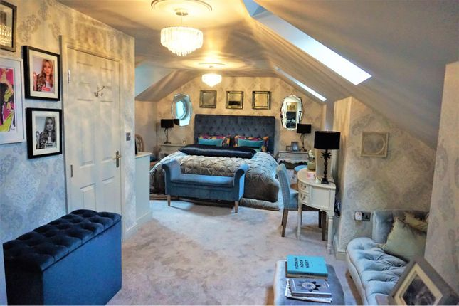 Master Bedroom of Stanningden Rise, Sowerby Bridge HX6