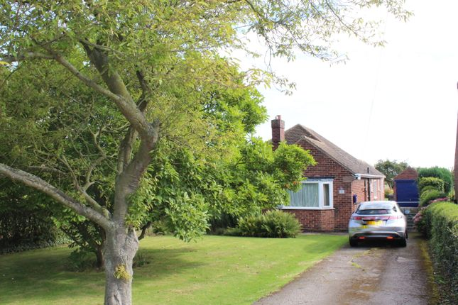 Thumbnail Bungalow for sale in Mill Lane, Saxilby