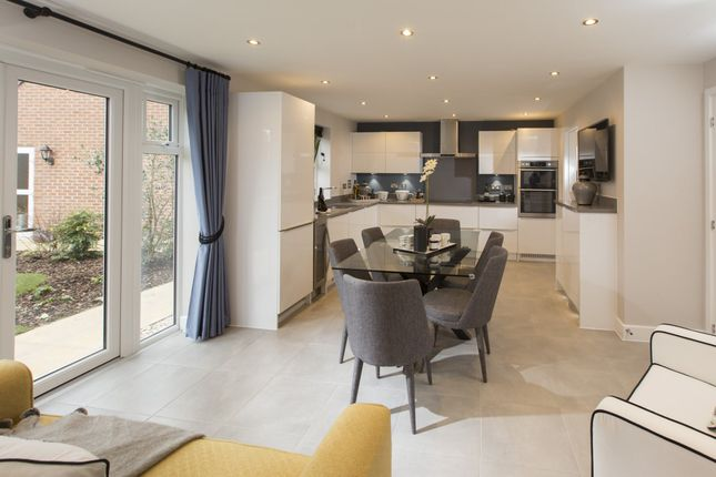 """Thumbnail Detached house for sale in """"Buckingham"""" at Market Road, Thrapston, Kettering"""