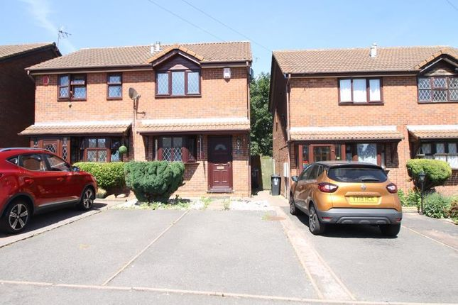 2 bed semi-detached house to rent in Round Street, Netherton, Dudley, West Midlands DY2