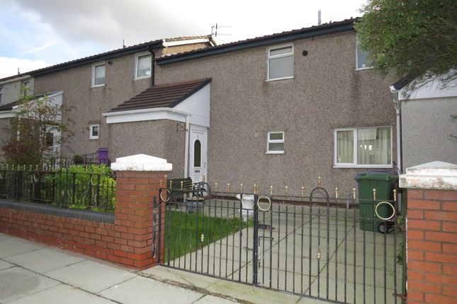Lindfield Close, Toxteth, Liverpool L8