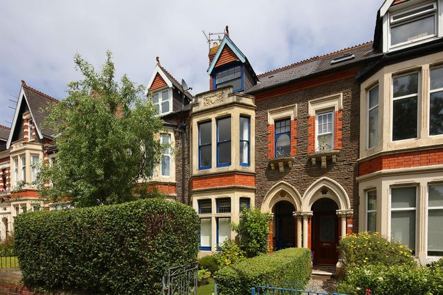 2 bed flat to rent in Llandaff Road, Canton, Cardiff